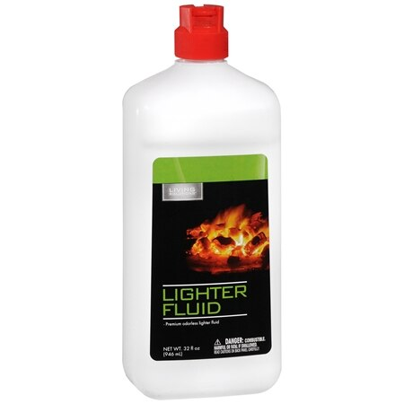 Living Solutions Lighter Fluid - 32 oz.