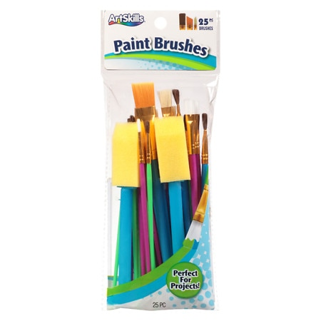 ArtSkills Paint Brush - 25 ea