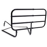 Able Life Bedside Extend-A-Rail Black