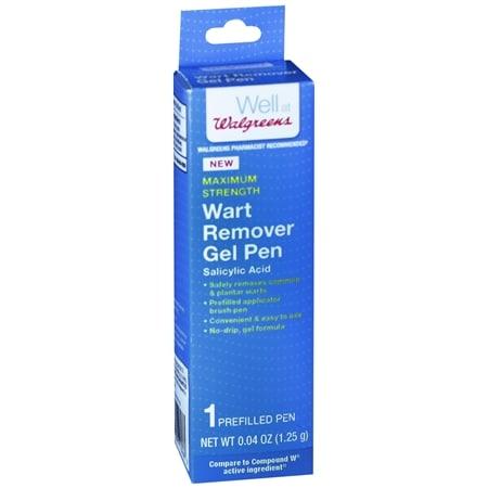 Walgreens Wart Remover Pen - 0.04 oz.