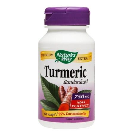 Nature S Way Turmeric Reviews