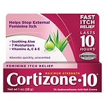 Cortizone 10 Maximum Strength Feminine Itch
