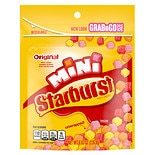 Starburst Minis Stand Up Pouch Candies Cherry, Original