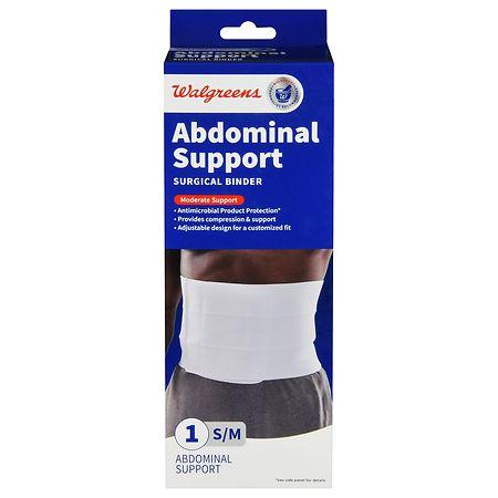 Walgreens Abdominal Support Small/Medium - 1 ea