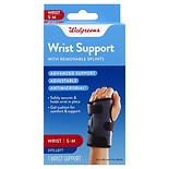Walgreens Wrist Support Left, Small/ Medium