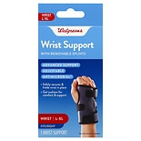Walgreens Wrist Support Right, Large/ XL