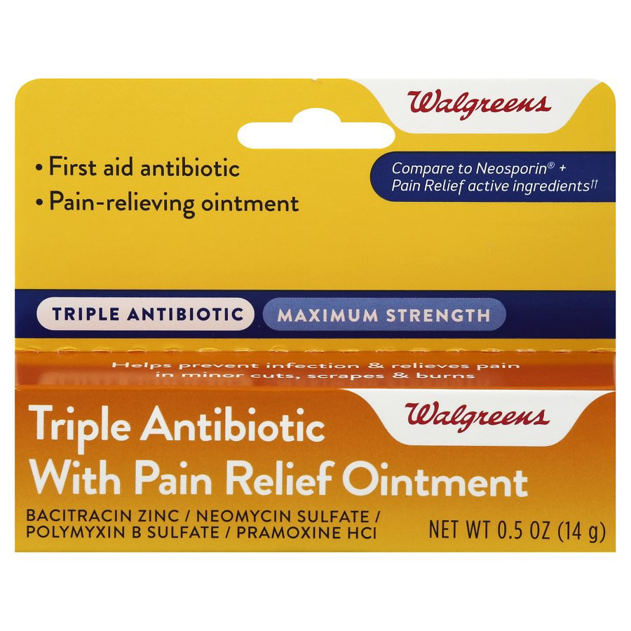 Can i put triple antibiotic ointment on my dogs nose