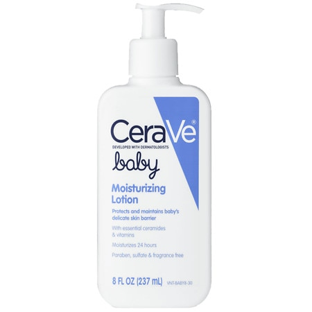 CeraVe Baby Lotion Fragrance Free