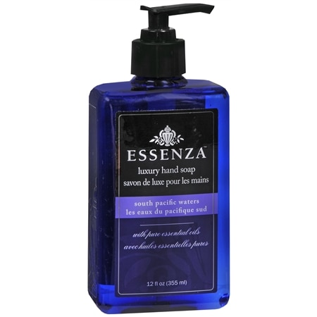 Essenza Luxury Hand Soap South Pacific Waters