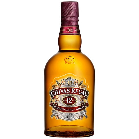 Chivas Regal Blended Scotch Whiskey - 750 ml