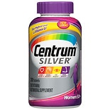 Centrum Silver Women Age 50+, Complete Multivitamin Supplement Tablet