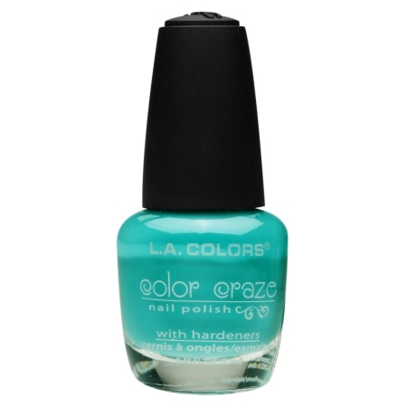 L.A. Colors Color Craze Nail Polish - 0.44 fl oz
