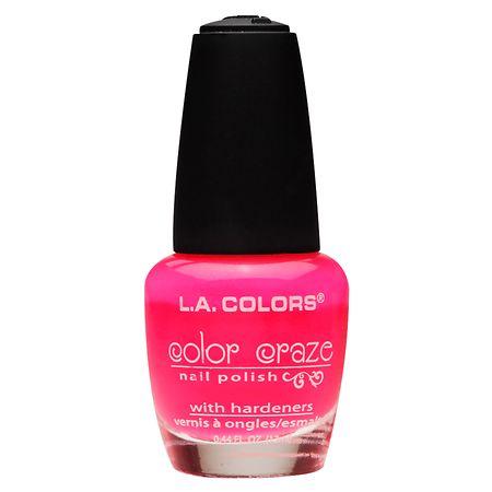 L.A. Colors Color Craze Nail Polish - 0.44 fl oz