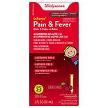 Walgreens Infant Pain/ Fever Reducer Cherry