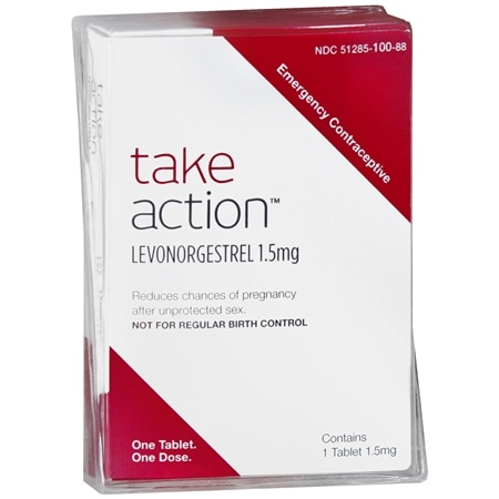 Take Action Emergency Contraceptive - 1 ea