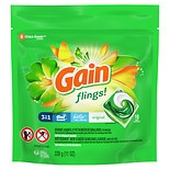 Gain Flings Laundry Detergent Packs Original