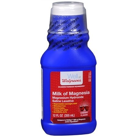 Milk of magnesia coupons