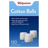 Walgreens Sterile Cotton Balls