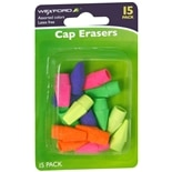 Wexford Cap Erasers Assorted
