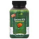 Irwin Naturals Garcinia HCA Fat Reduction Diet, Liquid Soft-Gels