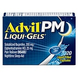 Advil PM Pain Relief Liqui-Gels