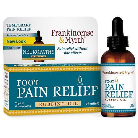 Frankincense & Myrrh Neuropathy Rub - 2 oz.