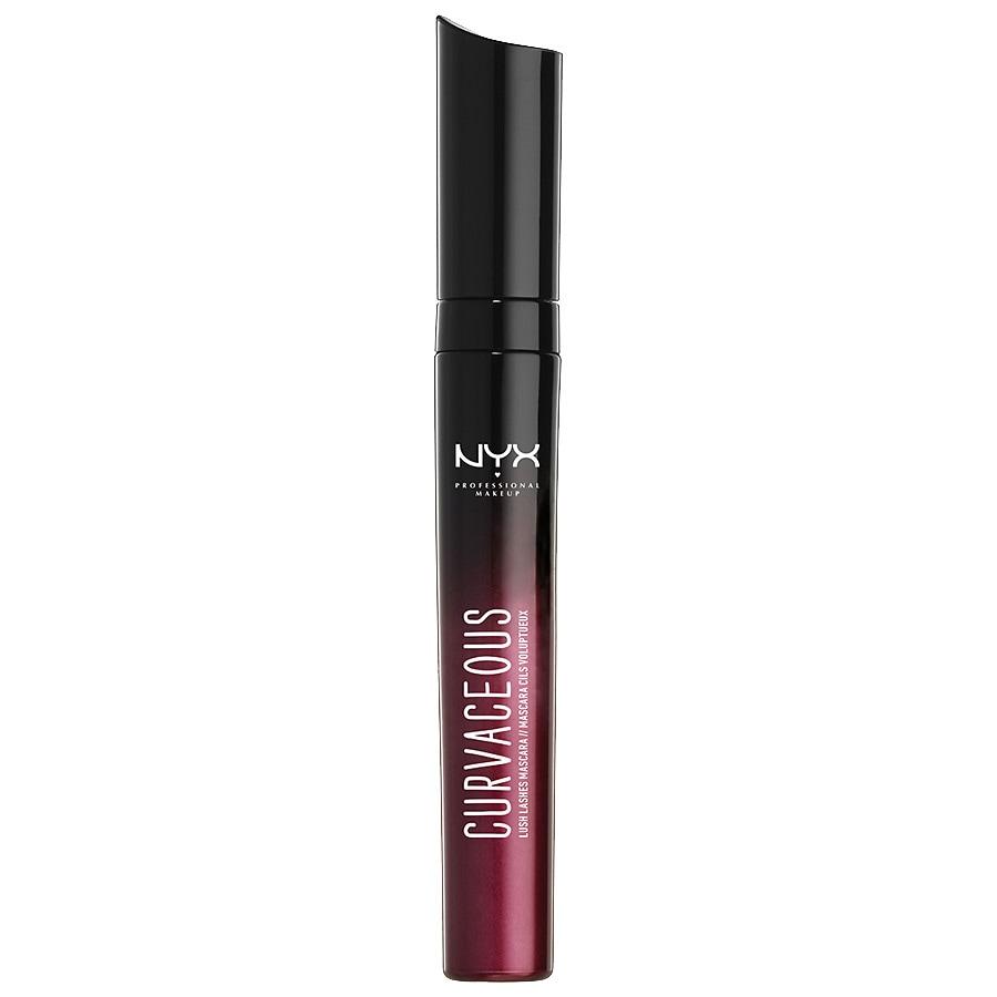 00af7621540 NYX Professional Makeup Curvaceous Lush Lashes Mascara Black | Walgreens