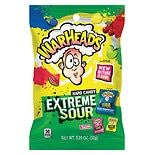 WarHeads Hard Candy Bag Black Cherry
