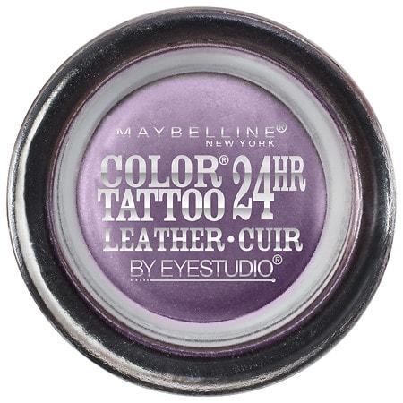 Maybelline Eye Studio ColorTattoo Leather 24HR Cream Eyeshadow - 0.14 oz.