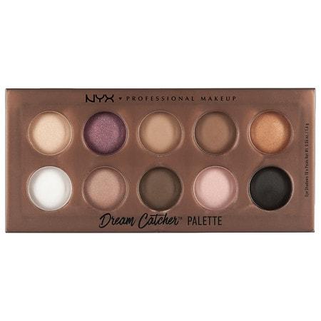 NYX Professional Makeup Dream Catcher Shadow Palette - 0.05 oz.