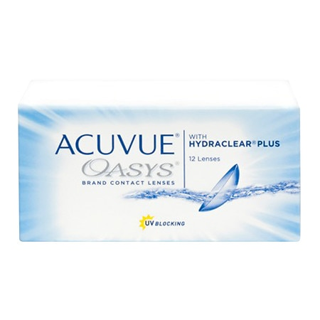 Acuvue Oasys 12 pack - 1 Box