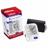 Omron 5 Series Upper Arm Blood Pressure Monitor, Model BP742N