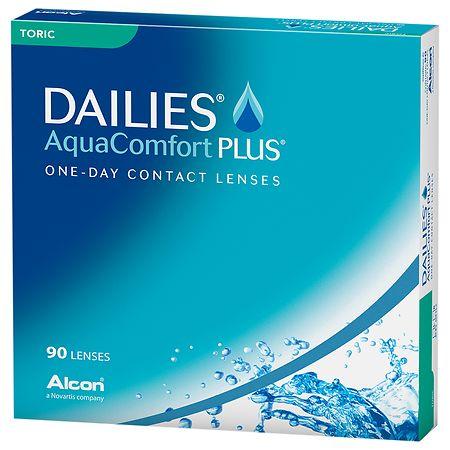 Dailies AquaComfort PLUS Dailies AquaComfort PLUS Toric 90 pack - 1 Box