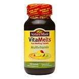 Nature Made VitaMelts Multivitamin, Tablets Tropical Fruit