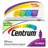 Centrum Women, Complete Multivitamin/ Multimineral Supplement Tablet