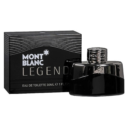 Image of Mont Blanc Eau de Toilette Spray for Men - 1 oz.