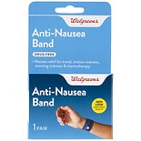 Walgreens Motion Sickness Relief Band