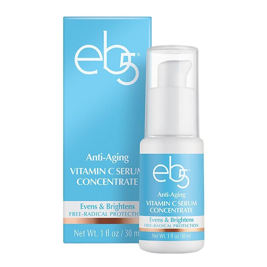 Kết quả hình ảnh cho EB5 Anti-Aging Vitamin C Serum Concentrate