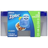 Ziploc Containers X Small