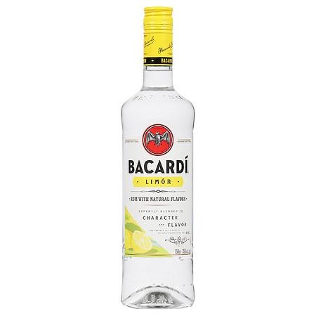 Bacardi Limon Rum - 750 ml