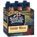 Samuel Adams Beer Cherry Wheat
