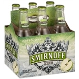 Smirnoff Ice Malt Beverage Green Apple Bite