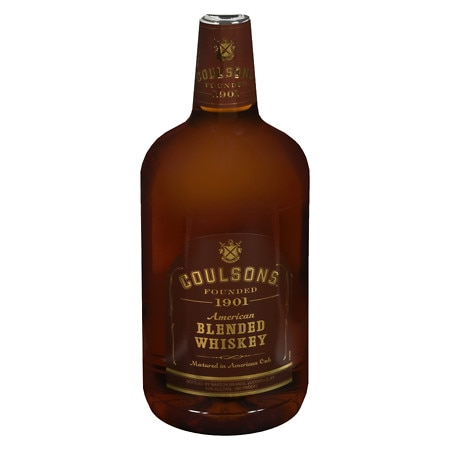 Coulsons Blended Whiskey - 1750 ml
