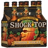 Shock Top Seasonal Beer