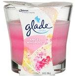 Glade Candle Angel Whispers Pink
