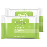 Simple Facial Care, Cleansing Wipes