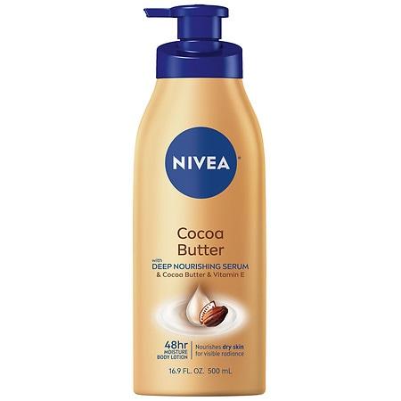 Nivea Cocoa Butter Body Lotion - 16.9 fl oz