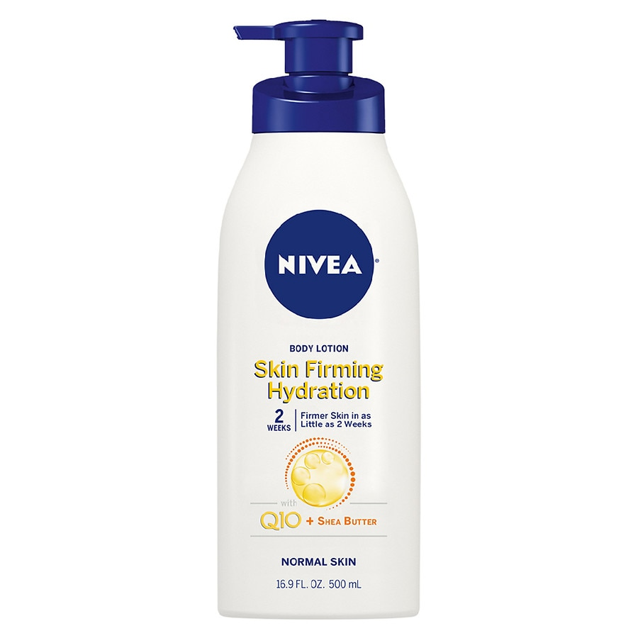 Nivea Walgreens Extra White Firming Lotion Spf15 400 Ml Skin Hydration Body With Q10 Plus