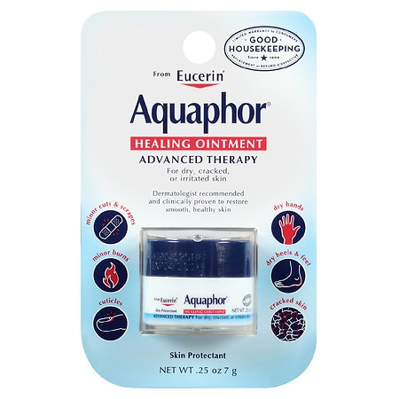 Aquaphor Healing Ointment Advanced Therapy Skin Protectant - 0.25 oz.