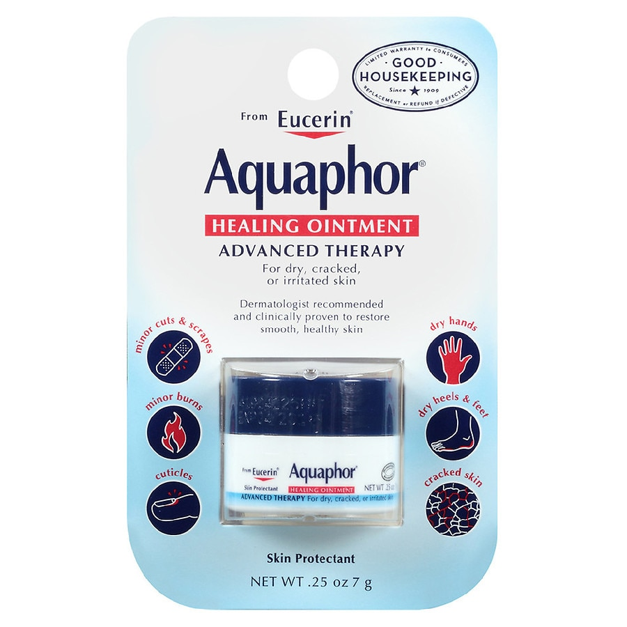 Aquaphor Healing Ointment Advanced Therapy Skin Protectant Walgreens